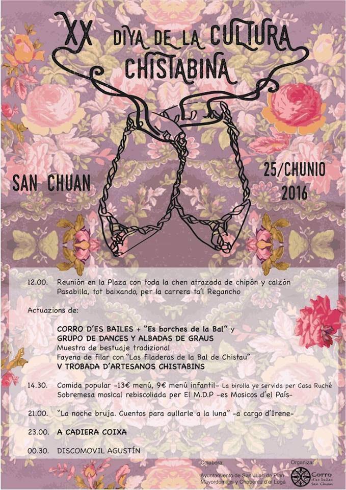 XX Diya de la cultura Chistabina